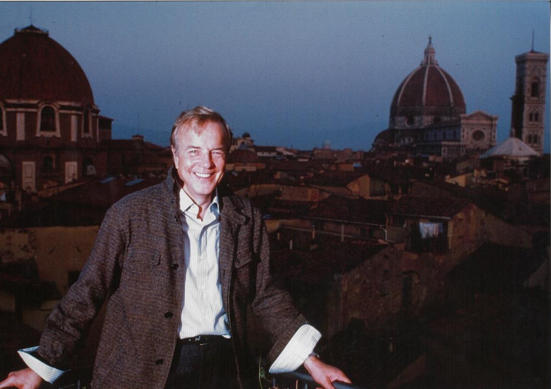 Franco Zeffirelli a Firenze