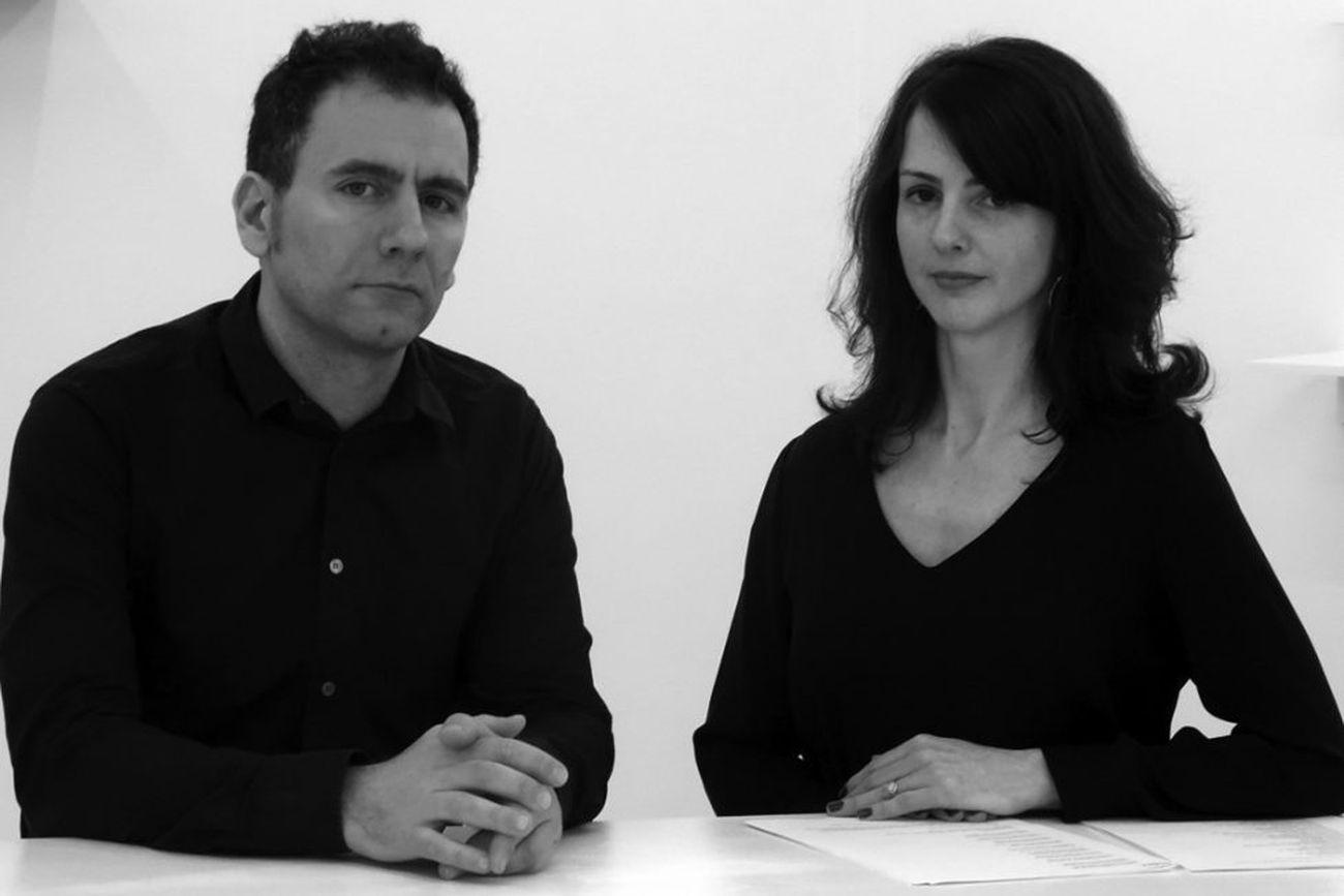 Marti Manen e Anne Klontz. Photo Bronwyn Bailey Charteris