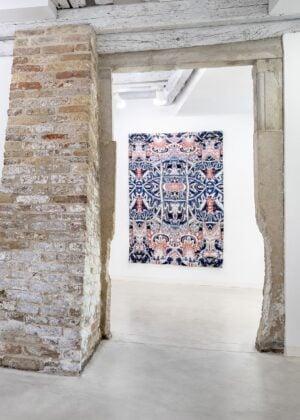 Maurizio Donzelli, Angelicato, 2014, courtesy Marignana Arte, Venezia 2019, photo Enrico Fiorese