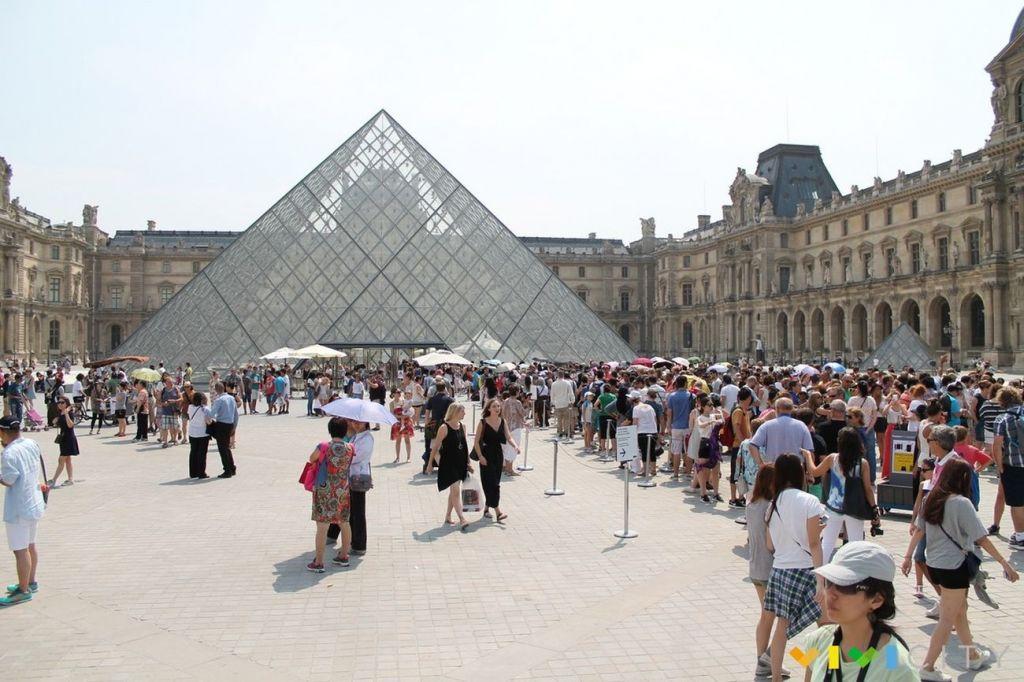 Museo del Louvre, Parigi