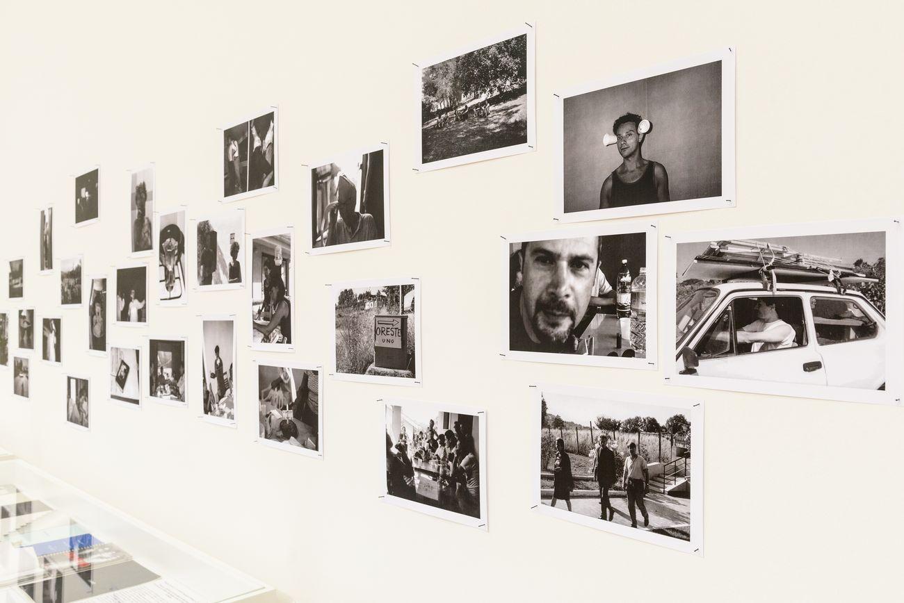 No, Oreste, No! Diari da un archivio impossibile. Installation view at MAMbo Museo d'Arte Moderna di Bologna. Photo Giorgio Bianchi, Comune di Bologna