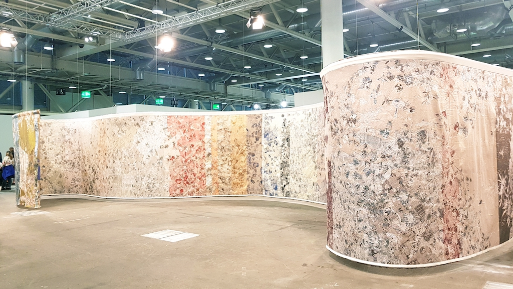 Pae White, Unlimited, Art Basel 2019