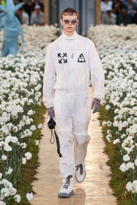 Paris Fashion Week, giugno 2019. Virgil Abloh, Off-White