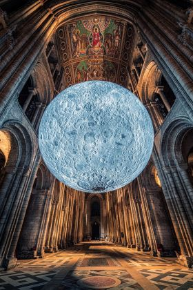 The Dark Side of the Moon, Ely Cathedral,