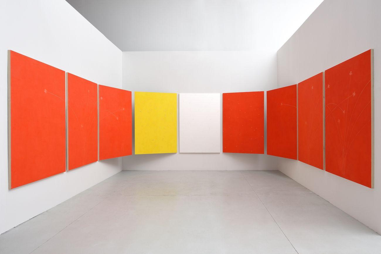 Pier Paolo Calzolari, Senza titolo, 2014-15. Collezione privata, Lisbona. Photo © Michele Alberto Sereni