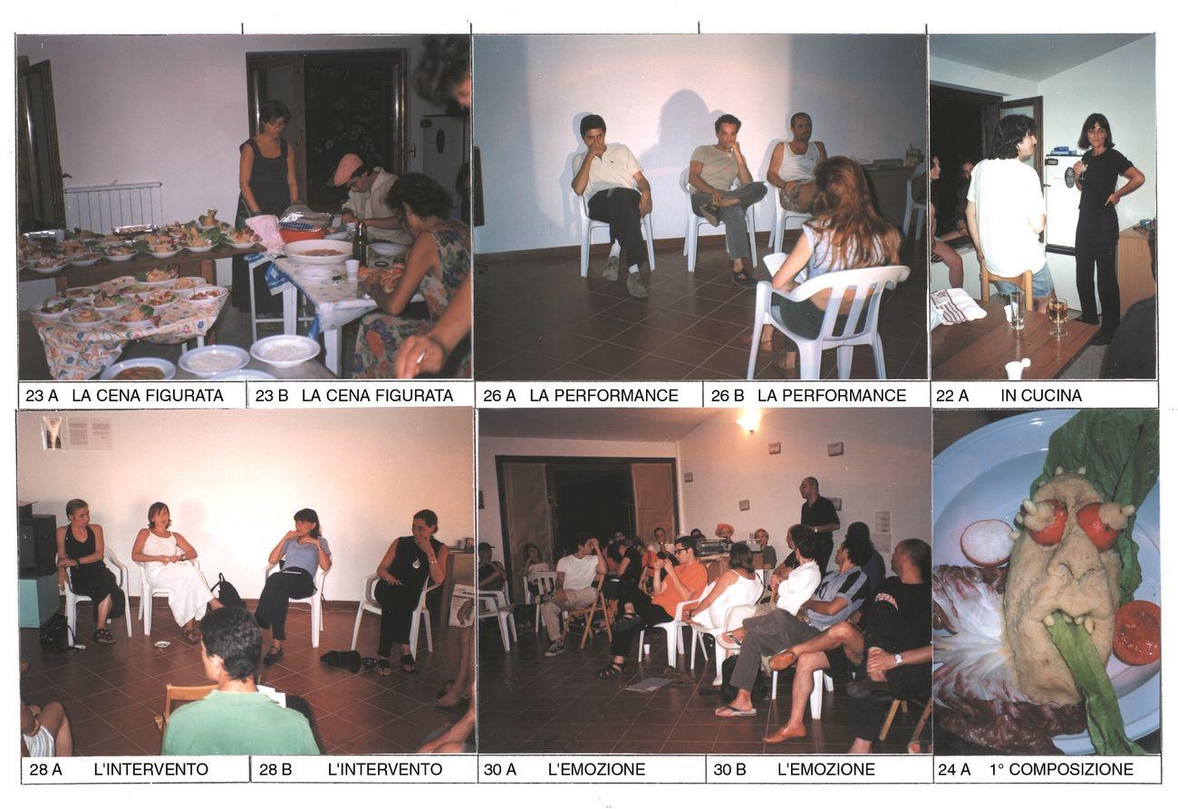 Pino Boresta, Album di Oreste Uno, 1998