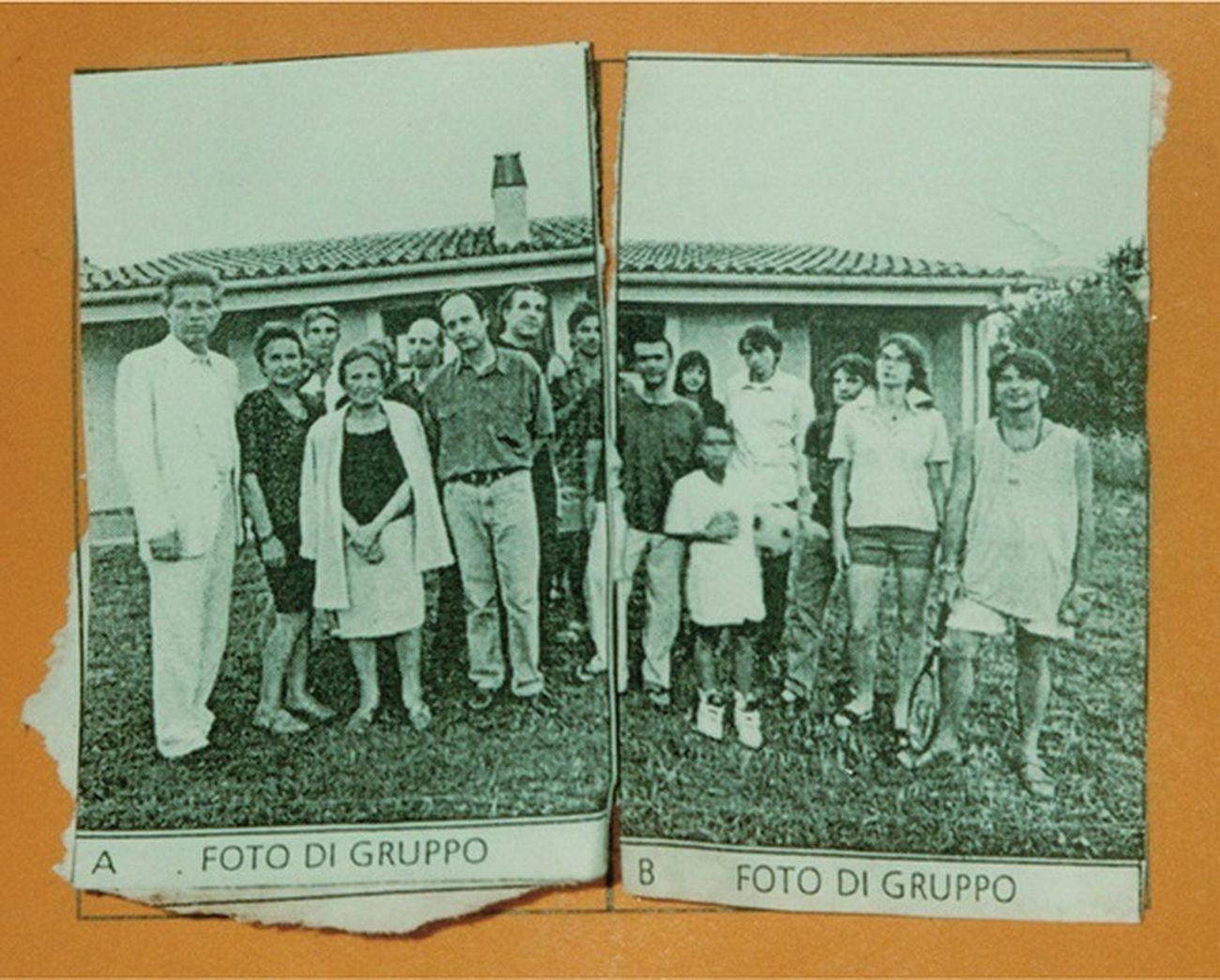 Pino Boresta, Foto gruppo Oreste Zero, 1997