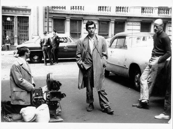 Stanley Kubrick sul set de Il bacio dell'assassino (1955) © Metro Goldwyn Mayer