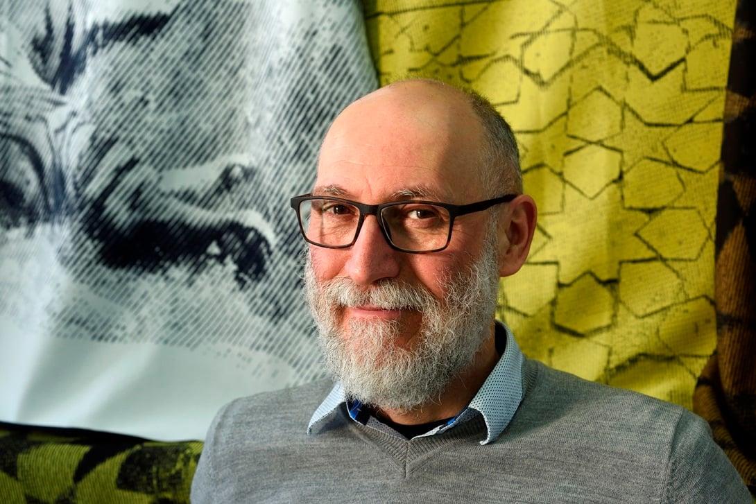 Stefano Arienti, foto Gino Di Paolo