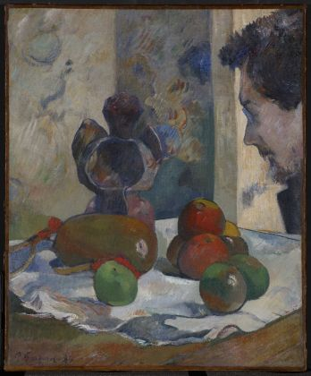 Paul Gauguin, Still Life with Profile of Laval