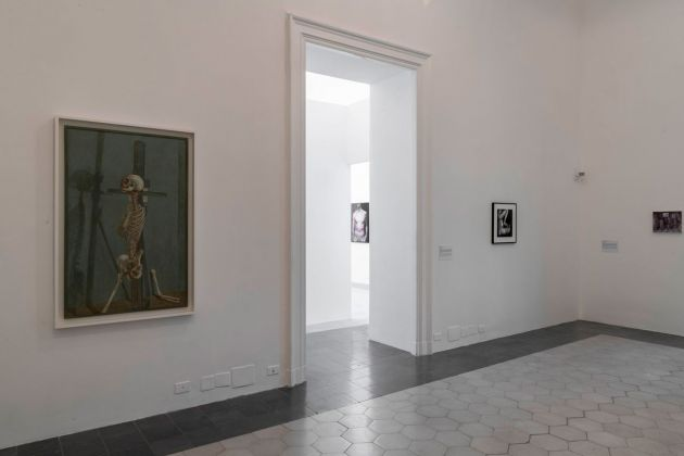 The Academic Body. Exhibition view at American Academy in Rome, 2019. Photo Giorgio Benni