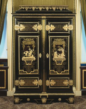 Wardrobe, attributed to Boulle (c) The Wallace Collection
