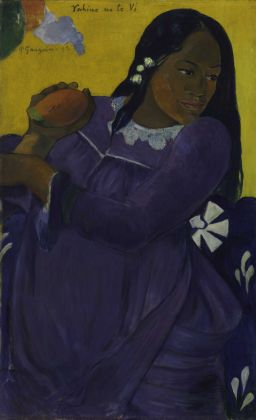 Paul Gauguin, Woman of the Mango (Vahine No Te Vi), 1892, The Baltimore Museum of Art, ph. Mitro Hood