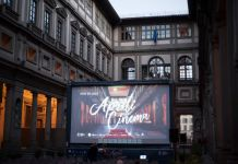 Apriti Cinema, Courtesy Comune di Firenze