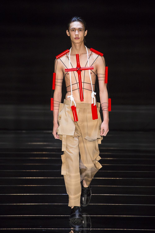 Craig Green, London Fashion Week mens spring summer 2020 runway