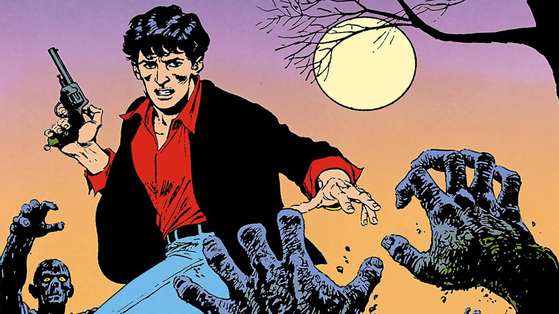Dylan Dog Mexico 19863