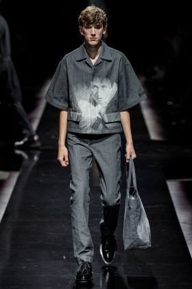 Undercover spring summer 2020 mens runway collection