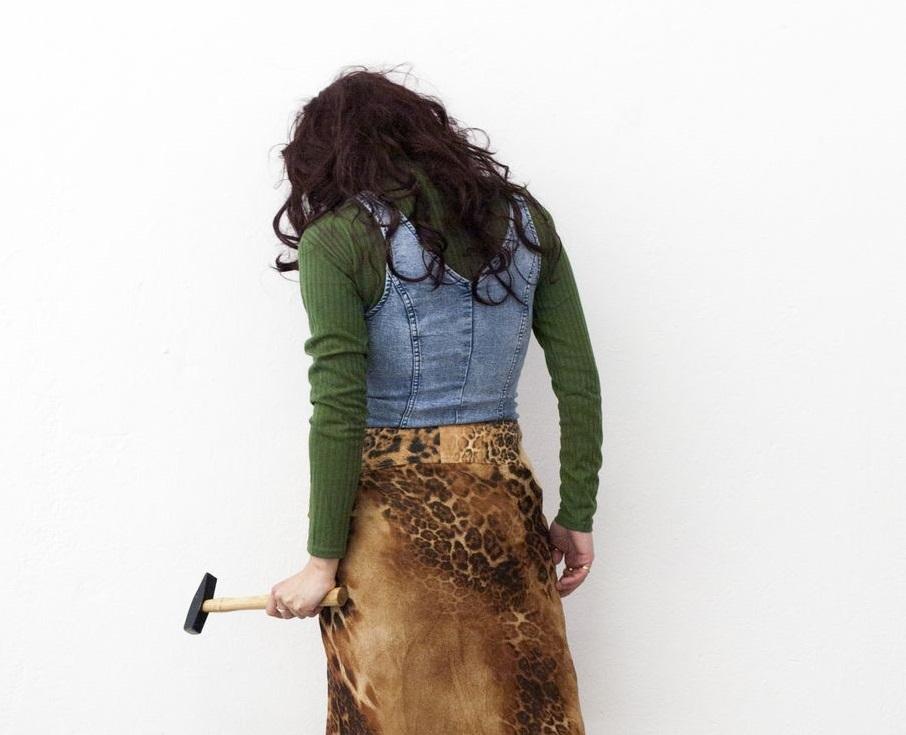 Silvia Morin, Ipotesi di ritorno, Imane Fadil 002, 2019, fotografia digitale © Silvia Morin per Artribune Magazine (dettaglio)