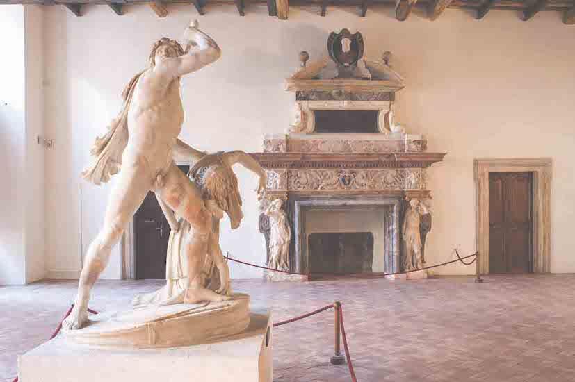 Palazzo Altemps, Roma. Ph. Stefano Castellani