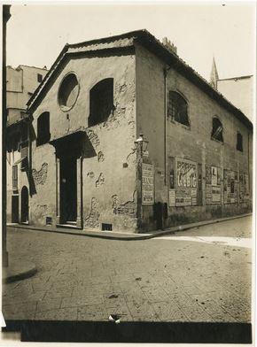 La Chiesa di San Procolo nel 1913, Istituto c.le per il catalogo e la documentazione