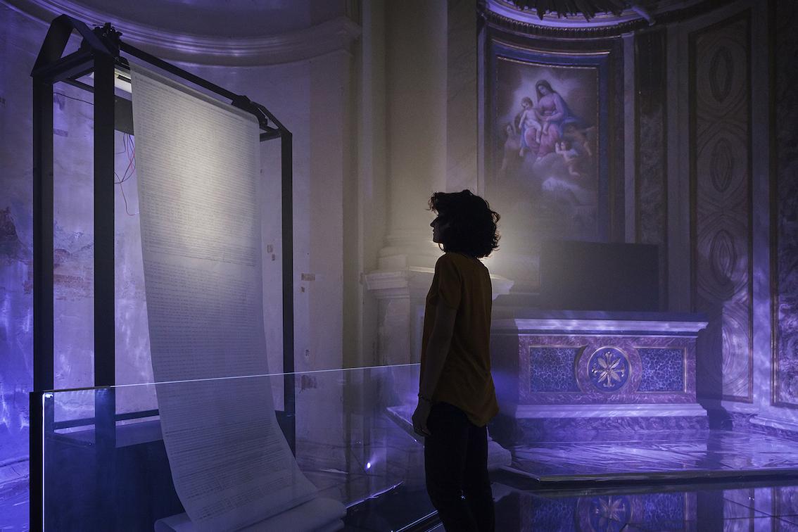 Neural Mirror © Cristina Vatielli per Ultravioletto
