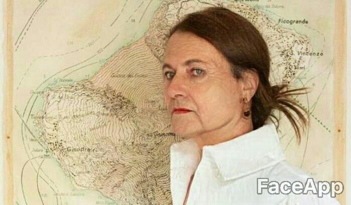 Milovan Farronato con Face App