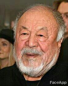 Ai Weiwei con Face App