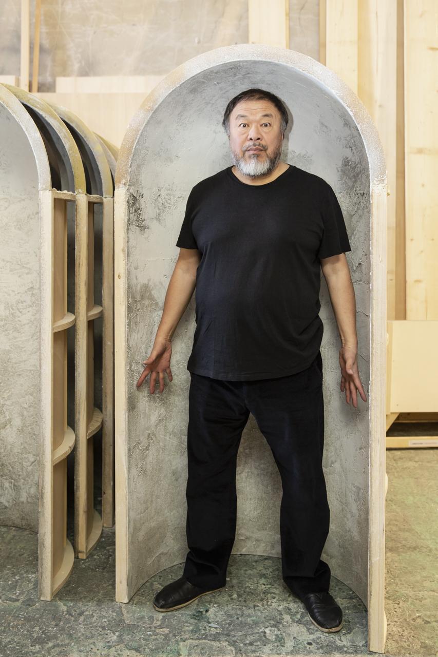 Ai Weiwei Regista ® Yasuko Kageyama Teatro dell'Opera di Roma