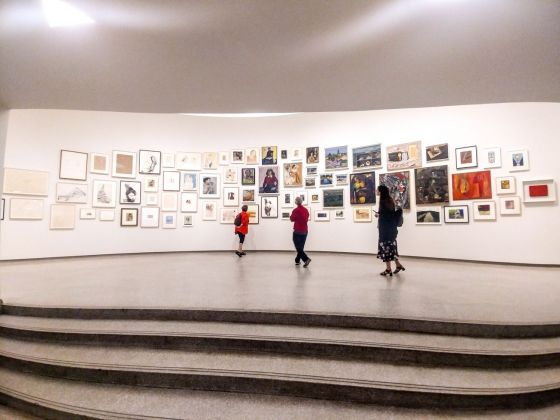 Artistic License. Six Takes on the Guggenheim Collection. Exhibition view at Solomon R. Guggenheim Museum, New York 2019. Photo Maurita Cardone