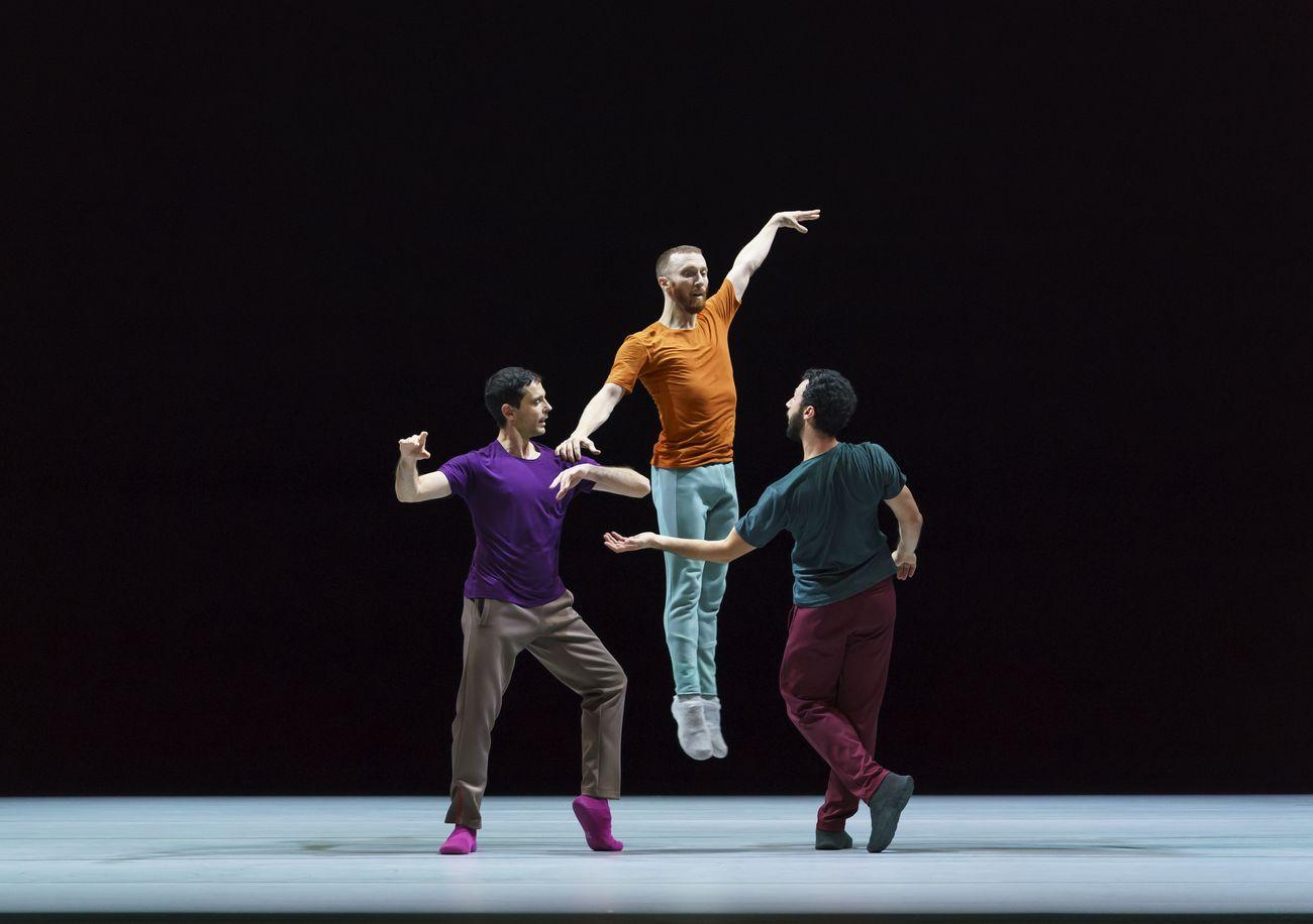 Biennale Danza 2019. A Quiet Evening of Dance. Photo © Bill Cooper