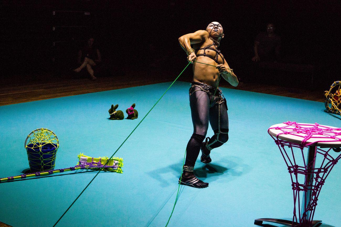 Biennale Danza 2019. Bunny. Photo © Chris Frape