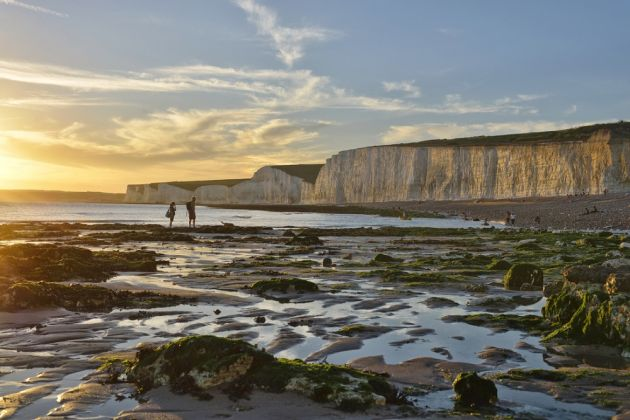 Birling Gap East Sussex