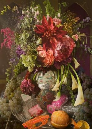 David LaChapelle, Earth Laughs in Flowers (Springtime), 2008 2011, C Print, 152x116 cm; Courtesy Studio David LaChapelle