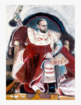 Davide Serpetti, The King, 2016