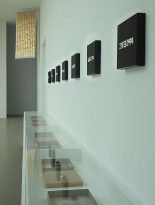 Distance intime, Chefs d'oeuvres de la collection Ishikawa, installation view at MO. CO ‒ Hôtel des collections, Montpellier, 2019. Photo Marc Domage