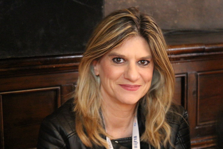 Federica Angeli, ph. by Wikimedia