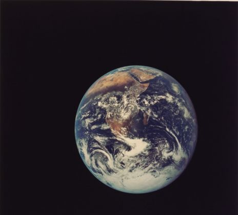 Harrison Schmitt, NASA Apollo 17. Blue Marble, 1972