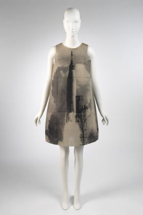 "Harry Gordon, ""Rocket"" Dress, 1968"