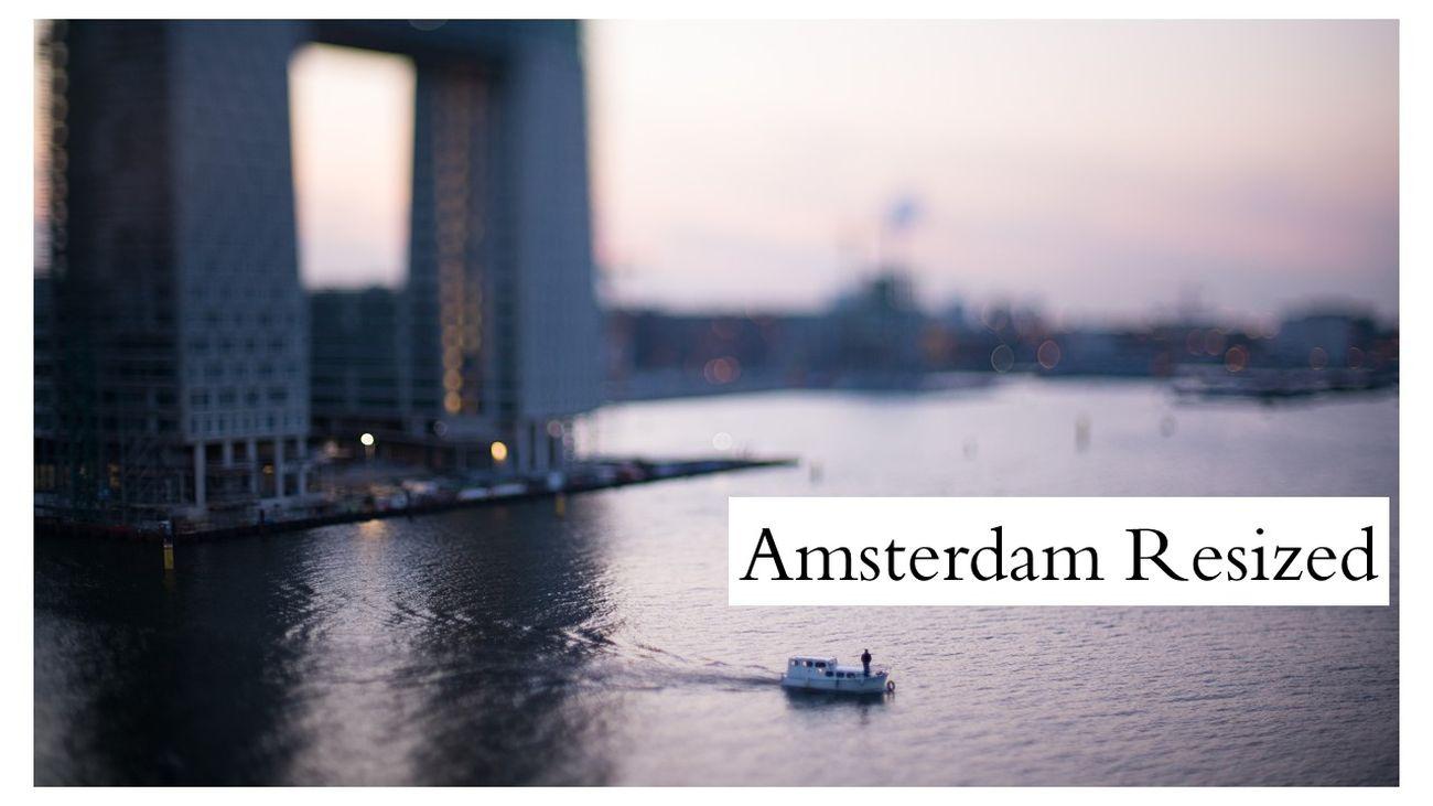 Jasper Léonard – Amsterdam Resized (Lannoo, Tielt 2018) _cover