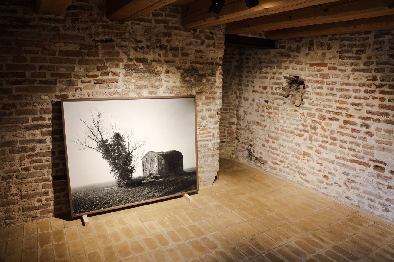 Le Opere e i Giorni. Installation view at Torre delle Grazie, Bassano del Grappa 2019