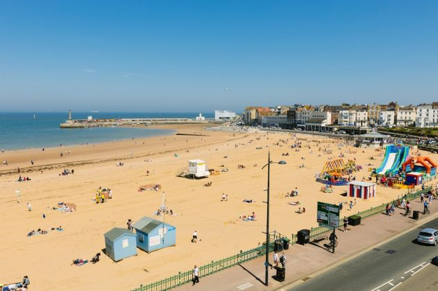 Margate. Photo Visit Thanet