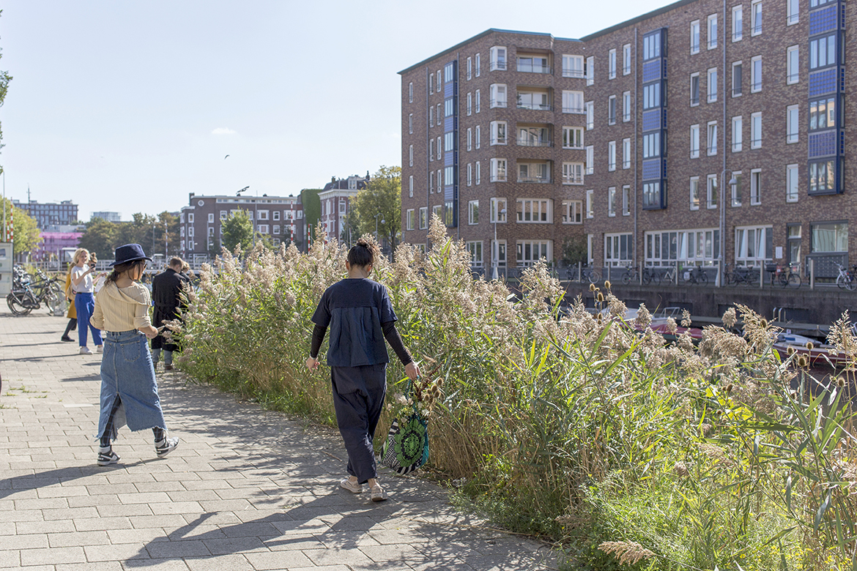 Alla scoperta del verde urbano. Il poetico progetto di una giovane artista