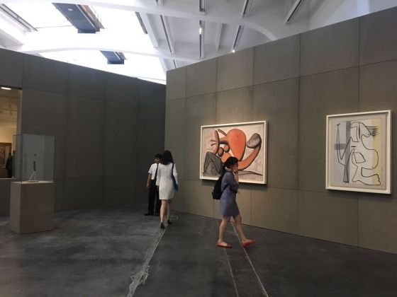 Picasso. Birth of a Genius. Opening view at UCCA, Beijing 2019