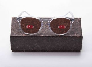 RVS Eyewear. Collezione One, All, Every. Packaging Ugo Rondinone