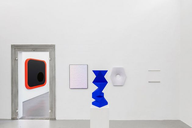 The Abstract Cabinet. Installation view at Eduardo Secci Contemporay, Firenze 2019. Courtesy Eduardo Secci Contemporary. Photo Di Iorio