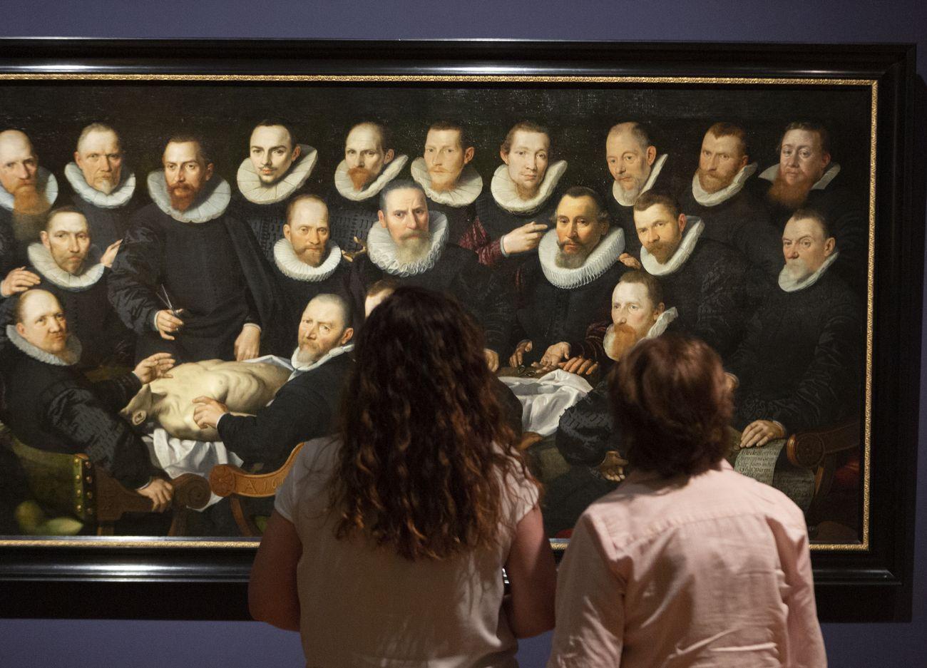 Velázquez, Rembrandt, Vermeer. Miradas afines. Exhibition view at Museo Nacional del Prado, Madrid 2019