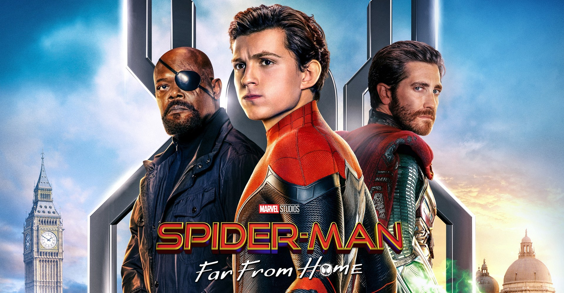 Spiderman, Far from home