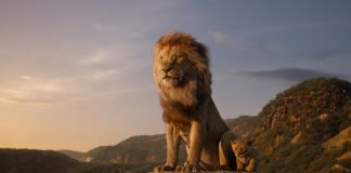 """THE LION KING - Featuring the voices of James Earl Jones as Mufasa, and JD McCrary as Young Simba, Disney's """"The Lion King"""" is directed by Jon Favreau. In theaters July 19, 2019 © 2019 Disney Enterprises, Inc. All Rights Reserved"""