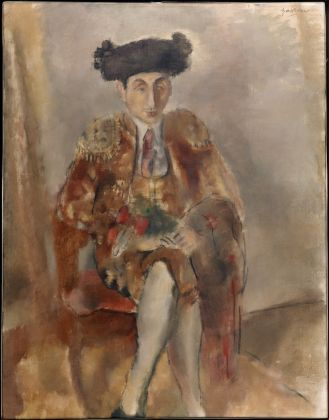 Jules PASCIN Alfred Flechtheim dressed as a Toreador 1925 Oil on canvas © Georges Meguerditchian - Centre Pompidou, MNAM-CCI /Dist. RMN-GP