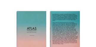 ATLAS of emerging practices. Cover © ItinerantOffice
